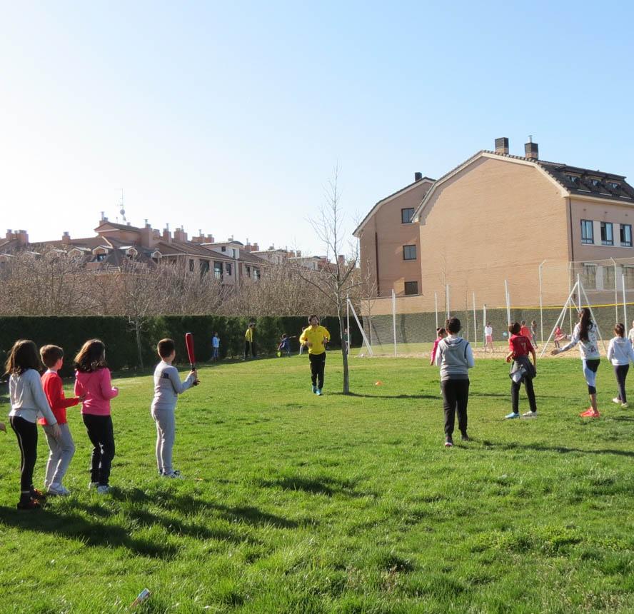 campus deportivos infantiles cdo covaresa valladolid