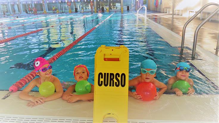 cursos natacion 2020
