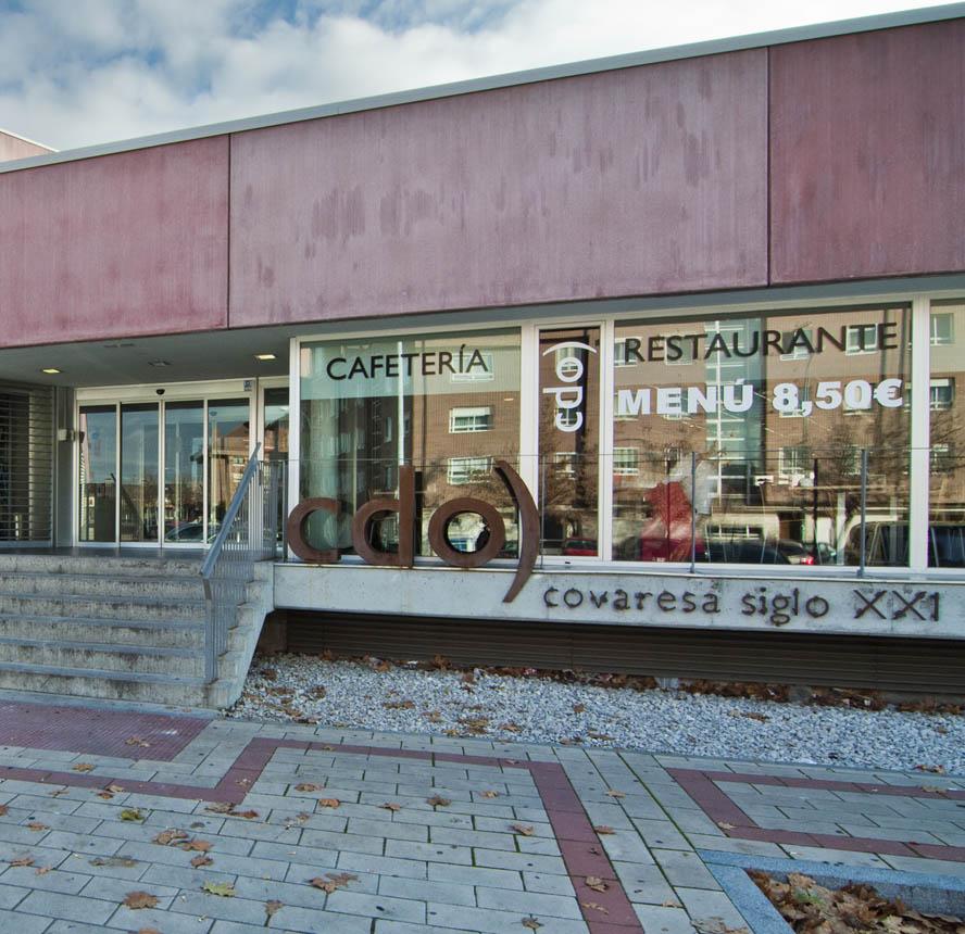 entrada cdo covaresa cafeteria valladolid