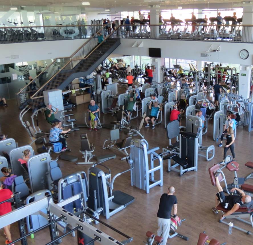 fitness gimnasio cdo covaresa valladolid