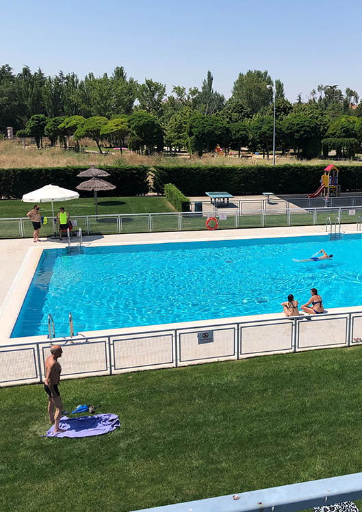 nueva normalidad piscinas cdo covaresa