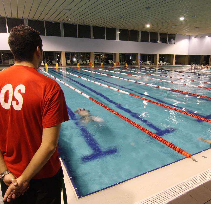 piscina interior cdo covaresa valladolid cursos