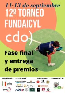 Final 12º Torneo Fundaicyl
