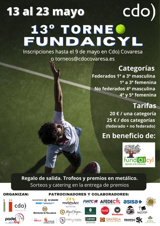 13º Torneo CDO Fundaicyl